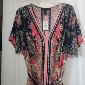 ASHLEY STEWART NWT DRESS SIZE18/20
